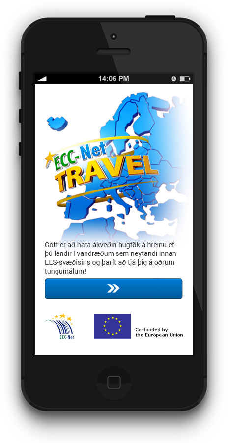 Ecc travel app